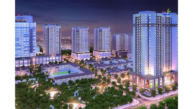 Dự án khách sạn Thanh Xuân Complex
