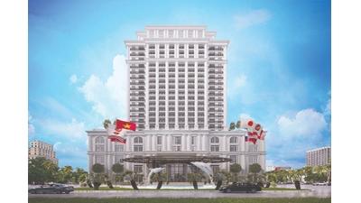 Dự án khách sạn Nam cường Nam định