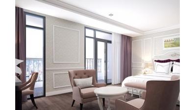 Khách sạn hotel De France Nha Trang