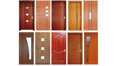 Cửa nhựa giả gỗ giá rẻ - lựa chọn hoàn hảo cho ngôi nhà của bạn
