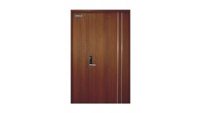 Cửa nhựa giả gỗ dùng làm cửa phòng ngủ được không?