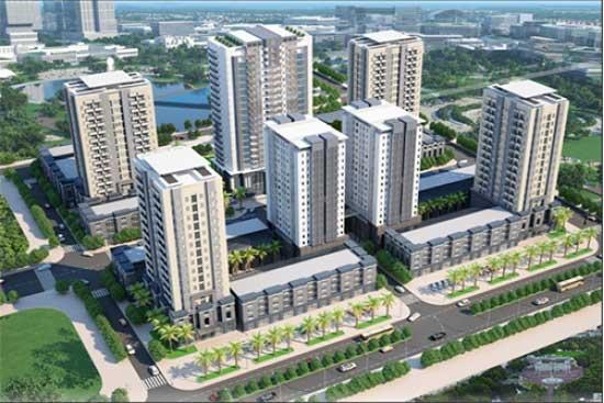 Chung Cư CT1A Quang Trung Nghệ An